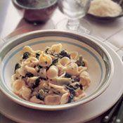 Orecchiette with Broccoli Rabe, Garlic and Pine Nuts, Recipe from ...