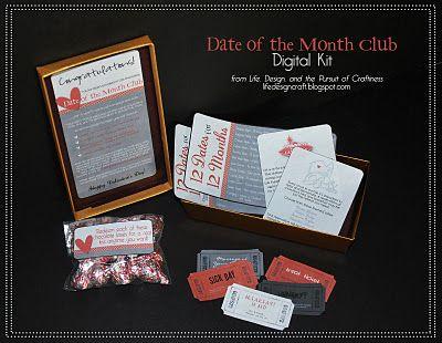 a date a month