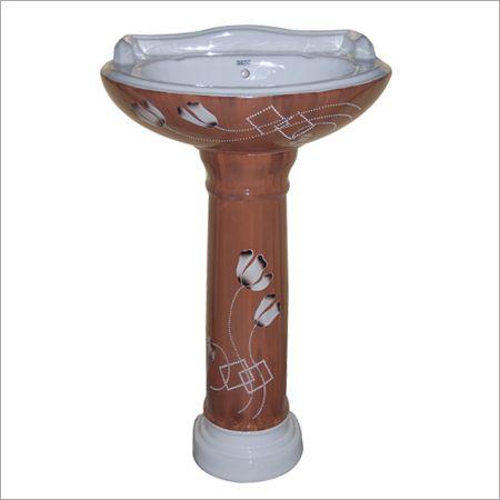Pedestal Hand Basin : Hand Wash Basins With Pedestal Basin-Miniature Bathroom - ???? ...