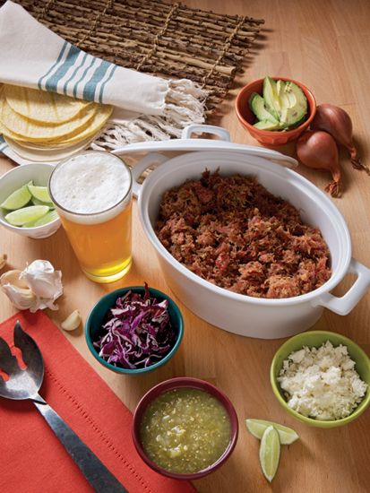 Beer-Braised Carnitas recipe | DRAFT Magazine