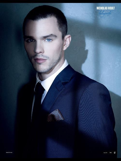 Nicholas Hoult....you can be my fifty shades of Grey!