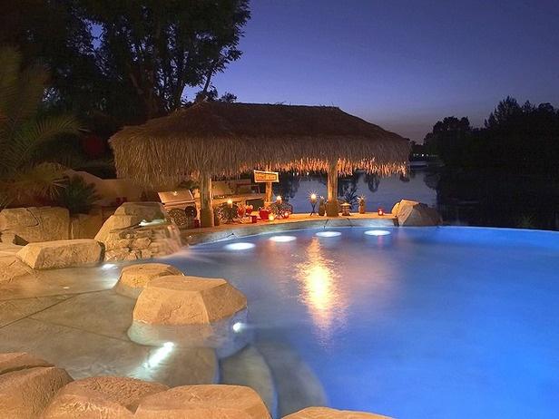 Extreme Backyard Pools Model Stunning Decorating Design