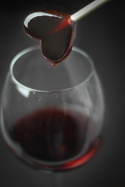 Wine Lollipops? Oh, my.