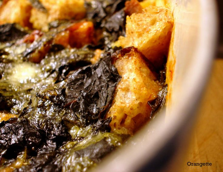 orangette chard-onion-gruyere panade | Fall and Winter Recipes | Pint ...
