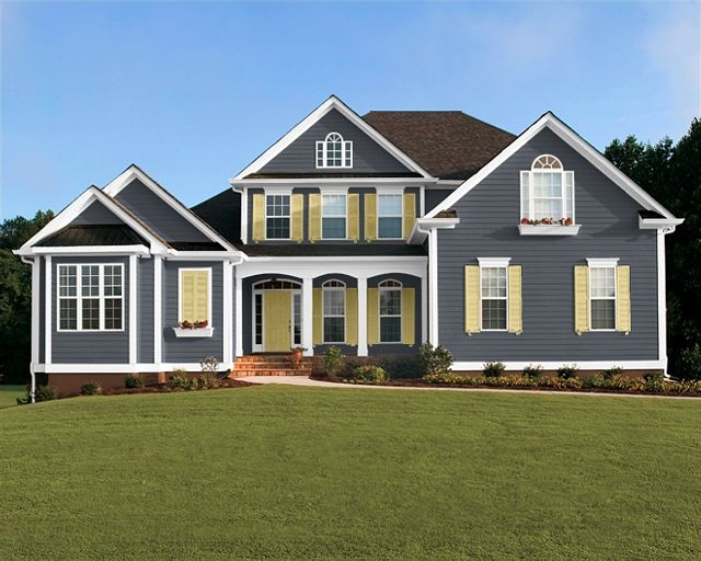 Sherwin Williams Duration Exterior House Paint Home