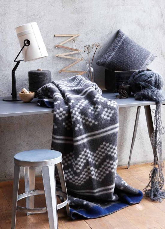 soft blankets from Norway