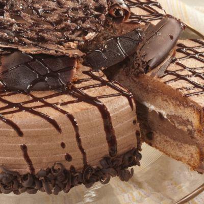 No Bake Mint Chocolate Cream Cheese Cake | Desserts | Pinterest
