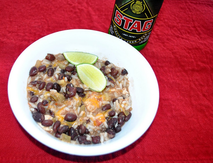 Slow-Cooked Tex-Mex Chicken And Beans Recipes — Dishmaps