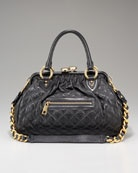 Marc Jacobs quilted stam satchel - I've been eyeing this for a while...