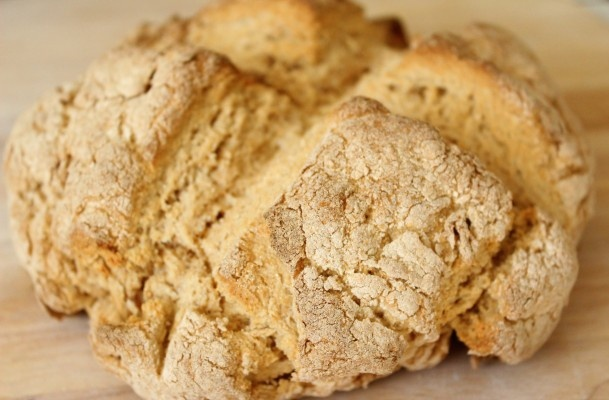 Whole Wheat Irish Soda Bread | Favorite Recipes | Pinterest
