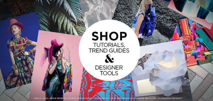 Pattern people surface design inspiration slideshow image 1