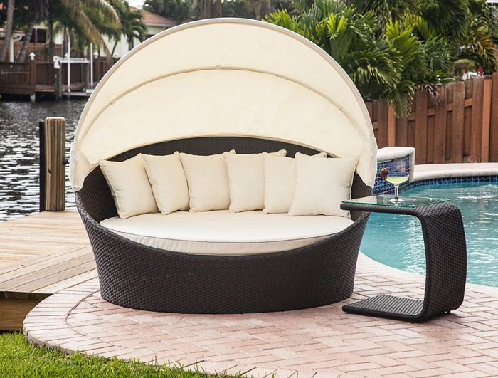 tropea outdoor bed lounger things i want pinterest