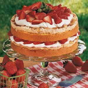 Special Strawberry Torte | Recipe