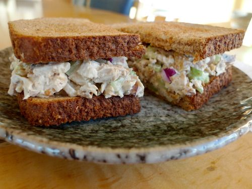 basic chicken salad | favorite recipes | Pinterest