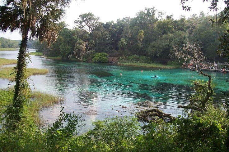 canoeing in florida