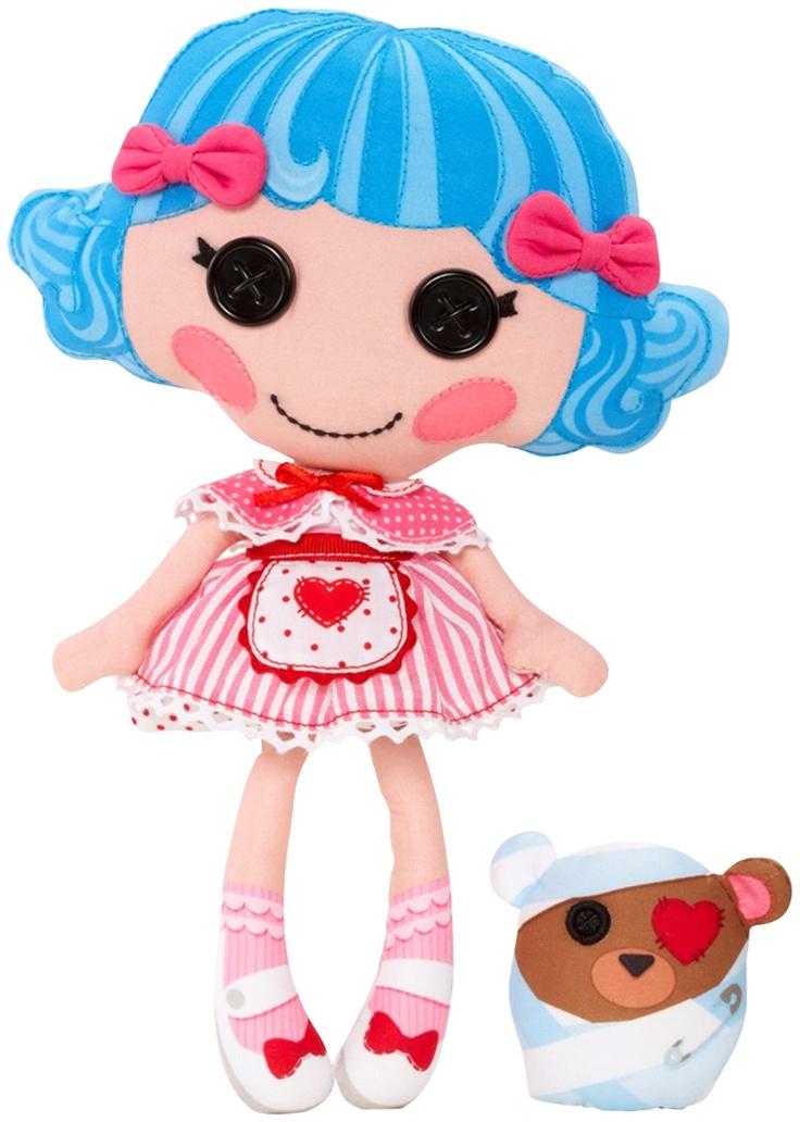 Детали изображения для Lalaloopsy мягкие куклы-Rosy Удары N Синяки - Бесплатная доставка
