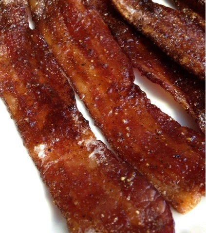 Sweet and Spicy Bacon Recipe | Tried and True Recipes | Pinterest