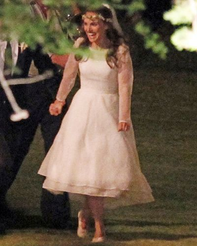 celebrity memorable wedding moments