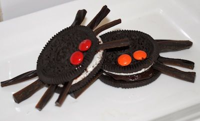 Halloween kids cooking ideas