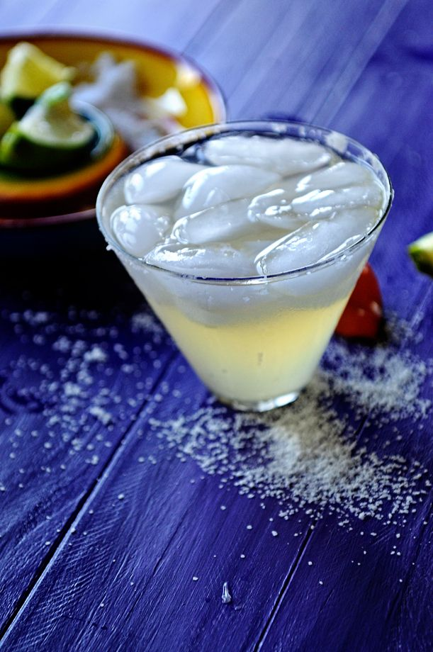 ... Habanero Margarita is taking a traditional margarita up a notch! You