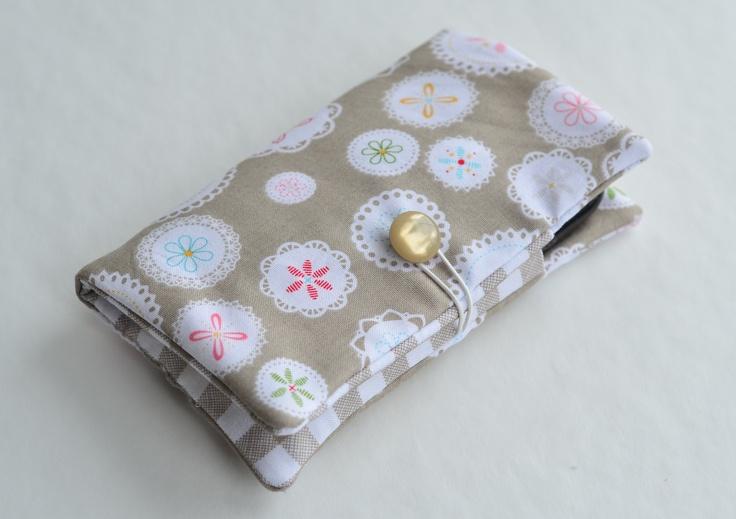 phone case : Tilda and textile crafts : Pinterest