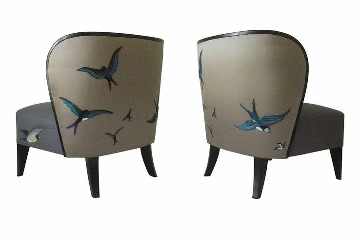 combray design chauffeuse interior pinterest. Black Bedroom Furniture Sets. Home Design Ideas