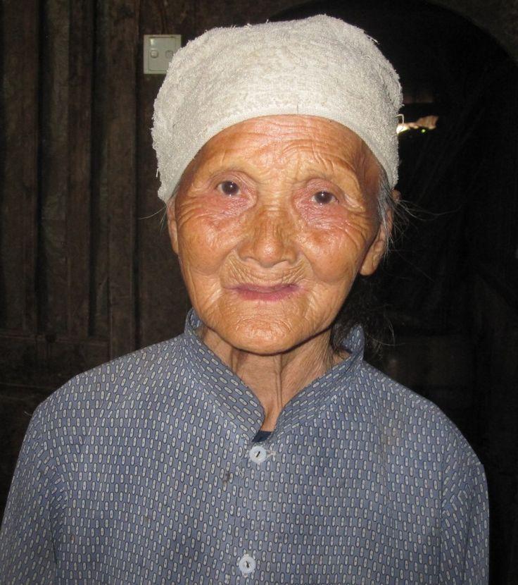 Wei Senbao's Grandmother