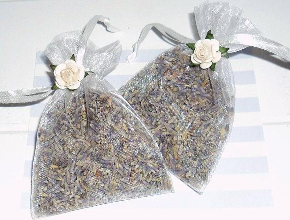 lavender sachets or wedding toss romantic style pinterest