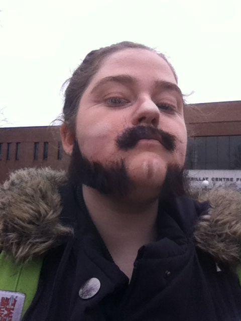 Mens Fake Facial Hair 49