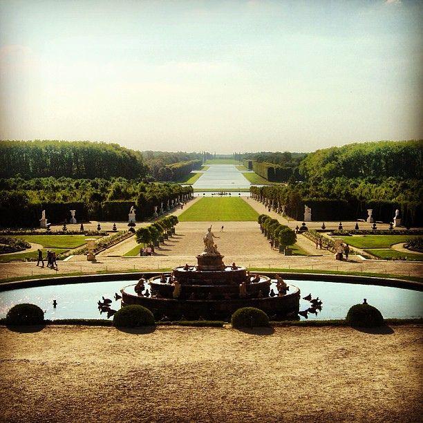 #palacio de #versalles #paris