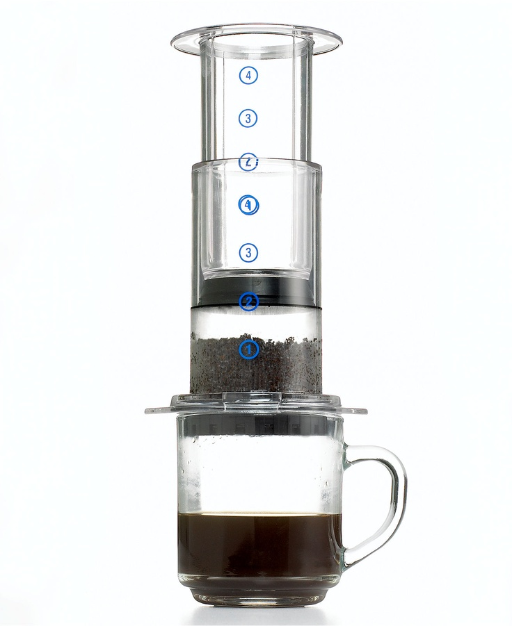 Aeropress Coffee Maker Aerobie : Aerobie aeropress coffee press home Pinterest