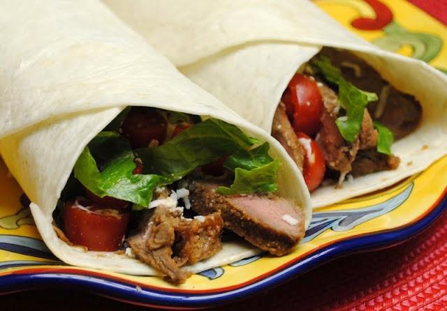 Grilled Steak Tacos | Food | Pinterest