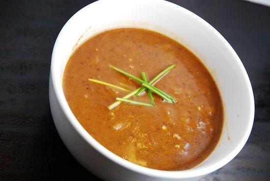 Chipotle Pumpkin Black Bean Soup - 3 Points+. An amazingly delicious ...