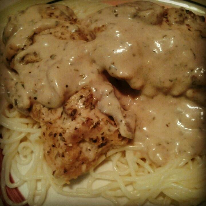 My creamy chicken marsala chicken | poultry | Pinterest