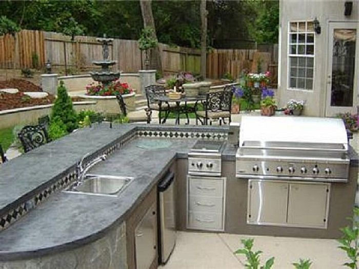 Outside Kitchen Ideas Extraordinary Design Review
