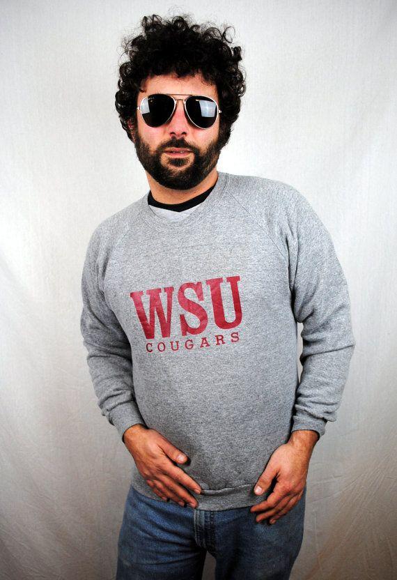 Vintage University Of Washington Sweatshirt 57