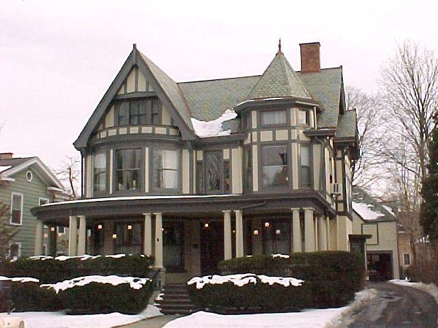 Modern Victorian Style Victorian Homes Pinterest