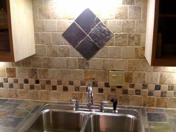 Slate Kitchen Backsplash Ideas