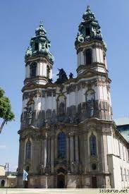 Krzeszów- sanktuarium maryjne-Poland