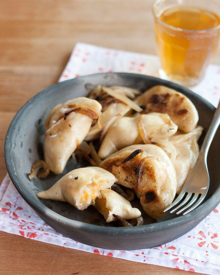 Freezer Recipe: Sauerkraut, Potato & Cheese Pierogi