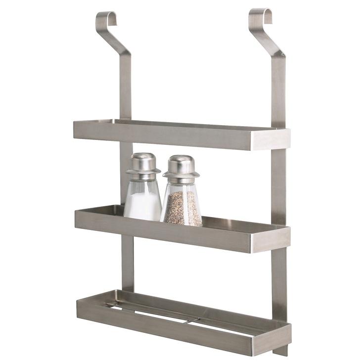 IKEA GRUNDTAL Spice rack, stainless steel $19 99