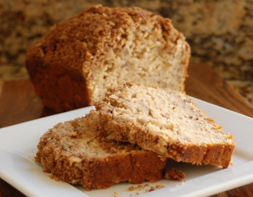 Apple Pie Bread | Sweet Breads | Pinterest