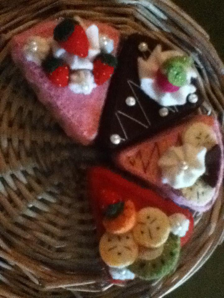 Mini Keuken Marktplaats : zelfgemaakte mini punten taart