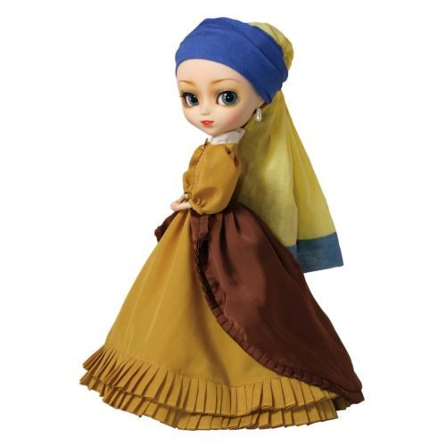 Pullip, 'Girl With A Pearl Earring', Groove, P-093 | eBay