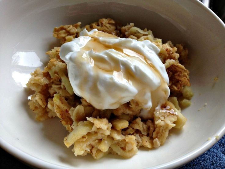 Apple Pie Baked Oatmeal - Live and Love To Eat (Use Stevia instead of ...