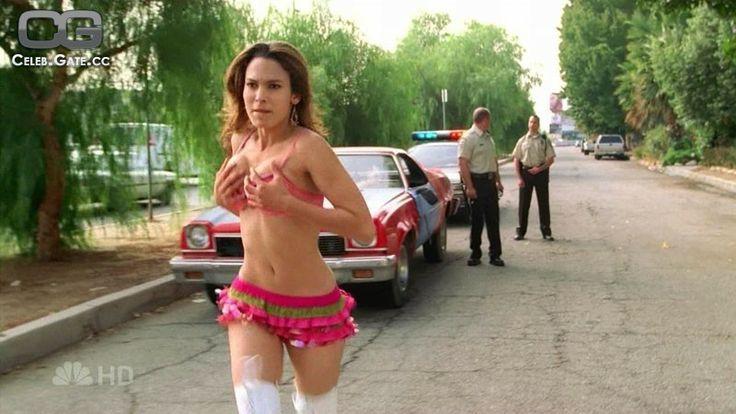 Beautiful nude girls bent over