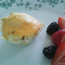 Mom's Baked Egg Muffins Allrecipes.com | Delicious? | Pinterest