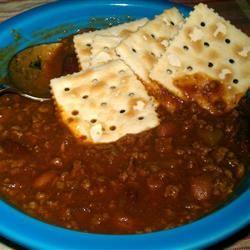 Quick Chili II Allrecipes.com my photo! | Clean Eating | Pinterest