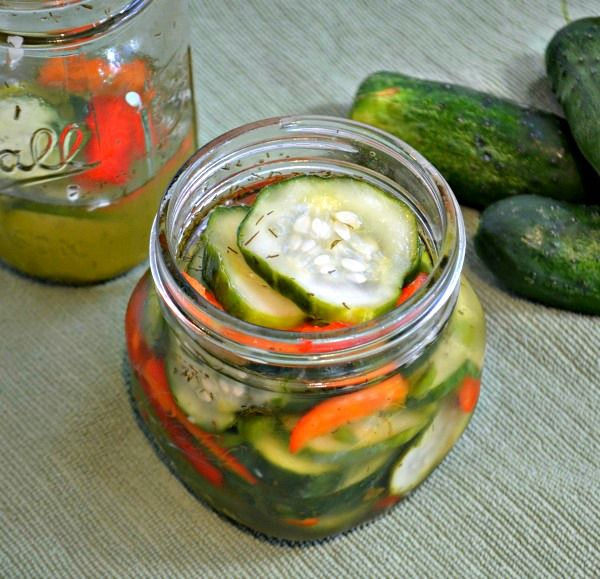 Sweet and Spicy pickles | ~ CONDIMENTS/ SAUCES and GRAVIES ~ | Pinter ...