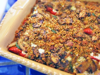 Jazzed Up Turkey Tetrazzini | Foods | Pinterest